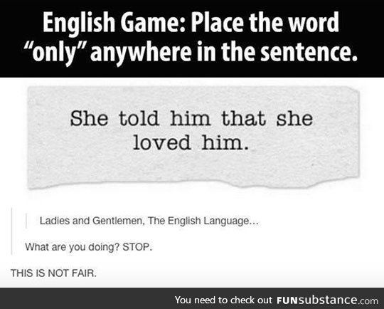 The Amazing English Language Funsubstance Words Tumblr Funny Funny Tumblr Posts