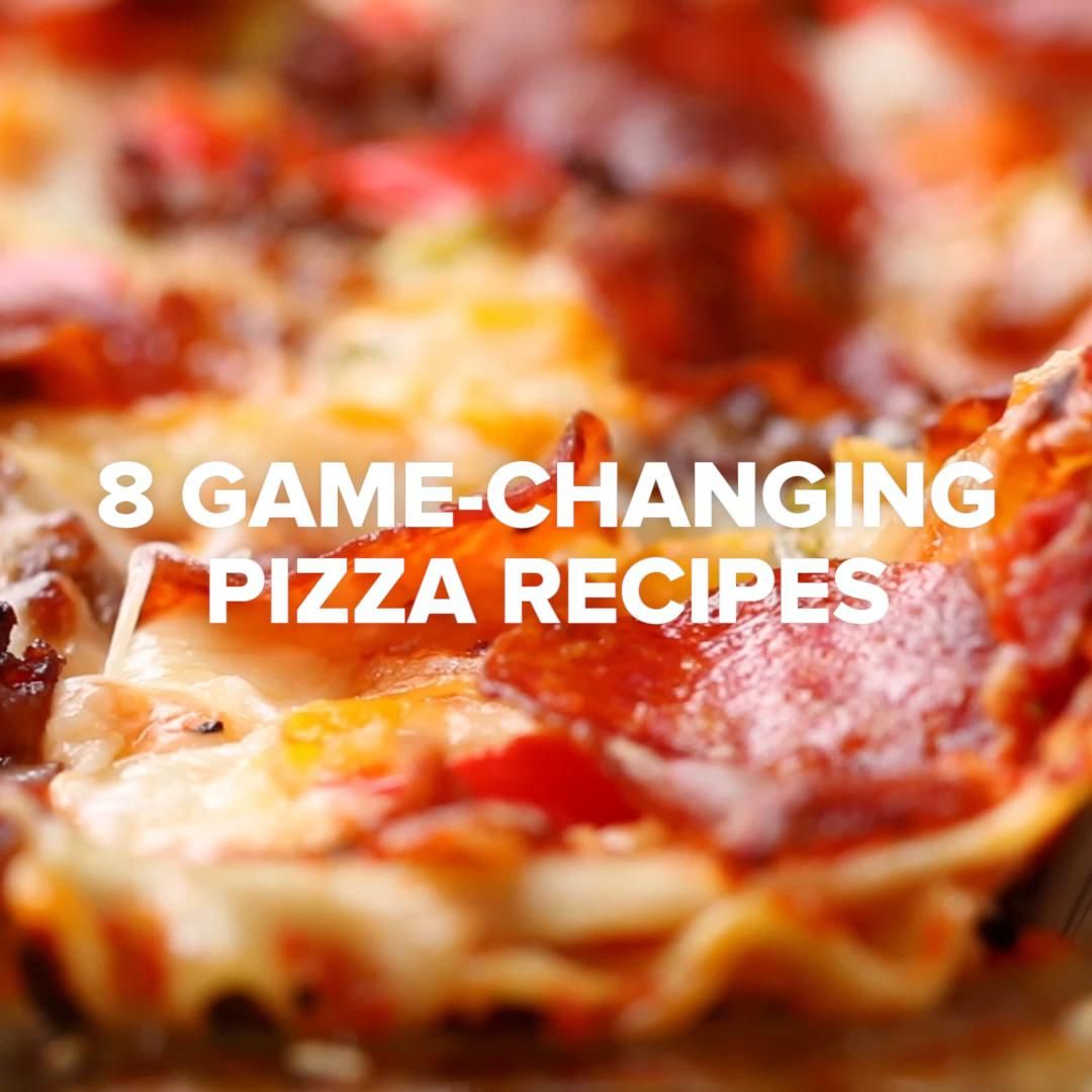 8 game changing pizza recipes from tasty by buzzfeed food and 8 game changing pizza recipes from tasty by buzzfeed forumfinder Gallery