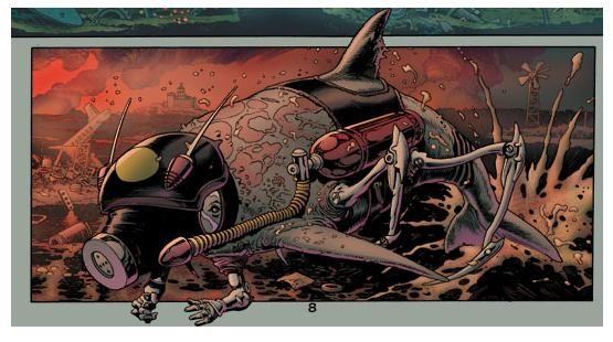 Resultado de imagen de the filth comic