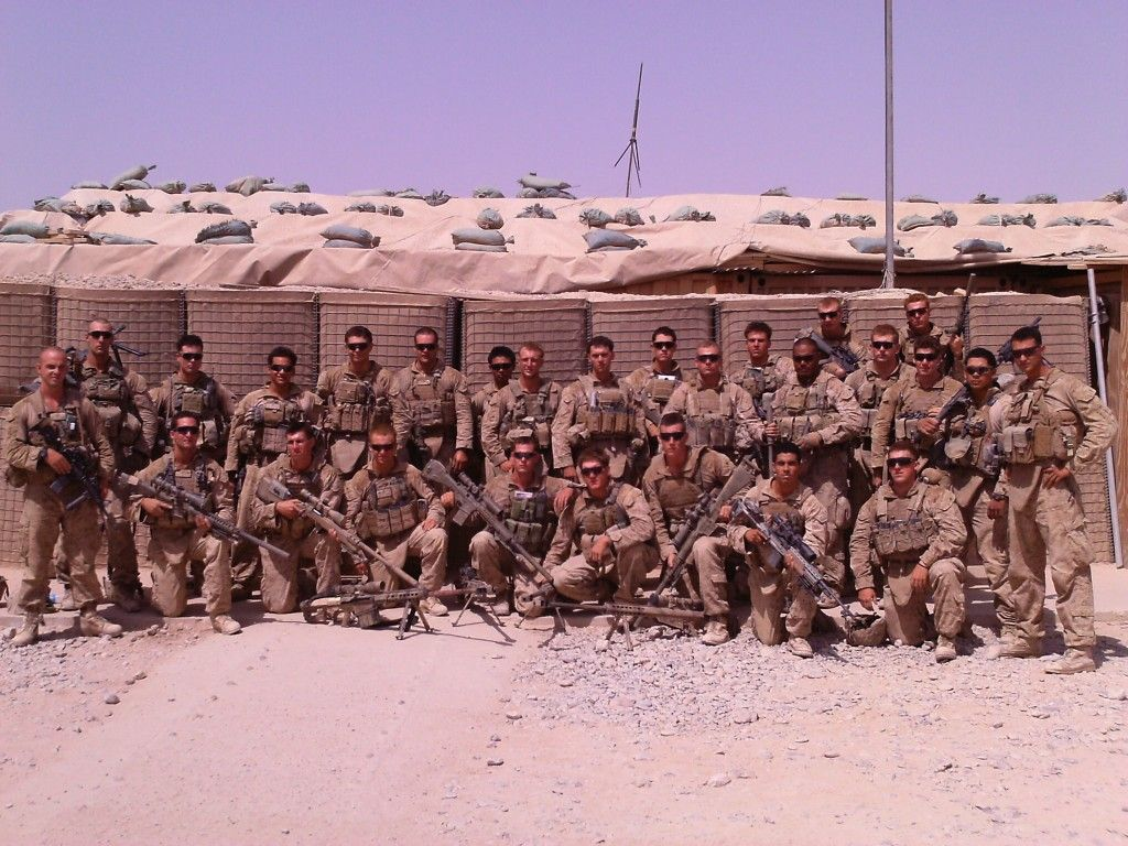 Heroes Of The Week March 19 2012 Marine Scout Sniper Platoon