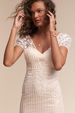 Boho Chic Wedding Selah Gown