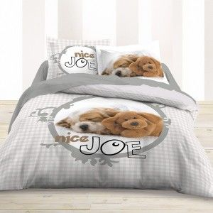 housse de couette chien coups de coeur housses de couette pinterest housses de couette. Black Bedroom Furniture Sets. Home Design Ideas