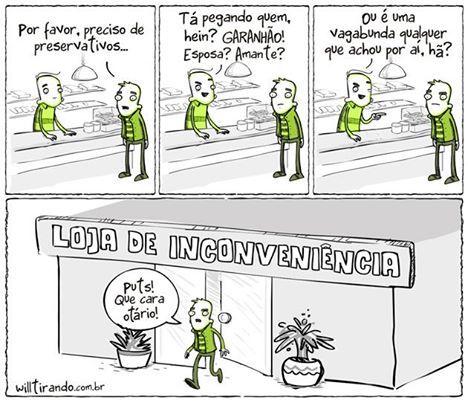 Loja de Inconveniência
