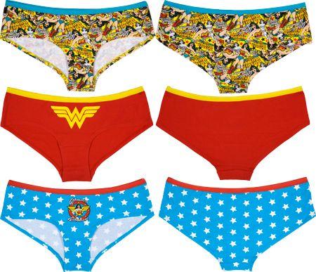 Wonder Woman Panty Set Wonder Woman Outfit Wonder Woman Shirt