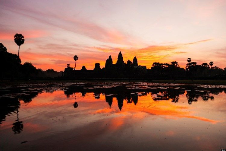 Angkor - The Lost City