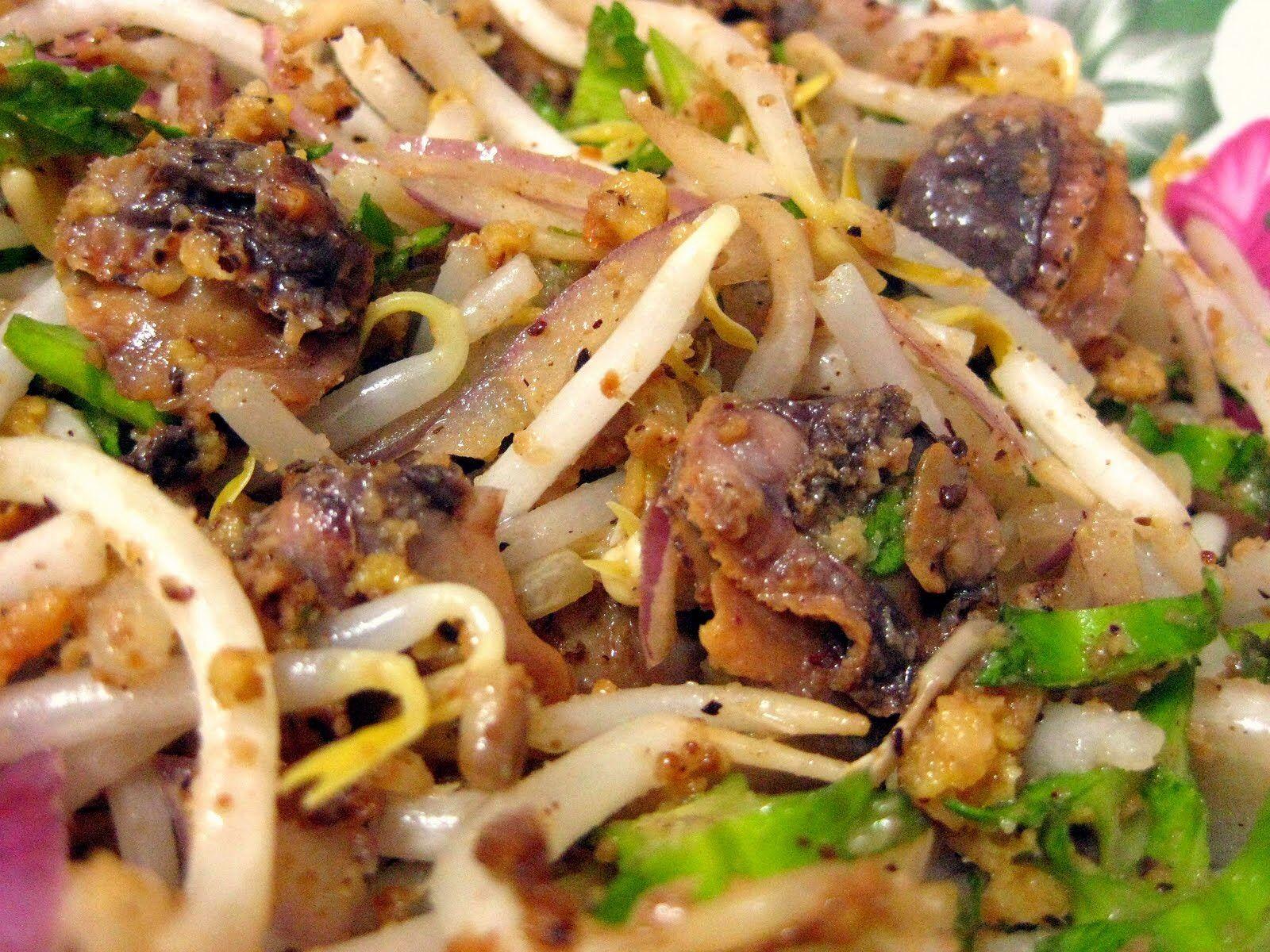 Pin Di Asian Vegetables Salads