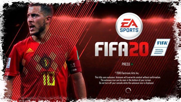 Wallpaper para Fifa 20 Papéis de Parede em HD Plano de
