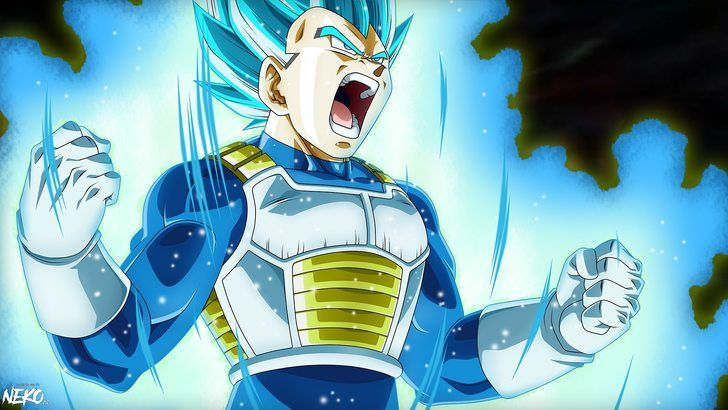 Vegeta Blue Dragon Ball Super Anime Wallpaper Anime Dragon Ball Super Saiyan Blue Dragon Ball Super