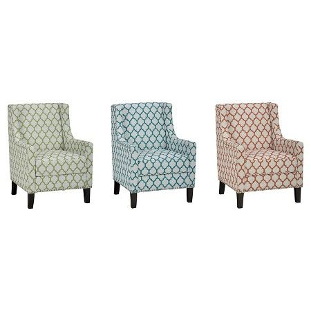 Jeanie Persimmon Accent Chair   Jofran Inc. : Target