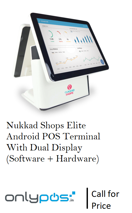 One Stop Solutions In Budget: Nukkad Shops POS Features Designed To Grow Your Retail