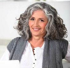 How to Grow Out Grey Hair - Is There an Easy Way?