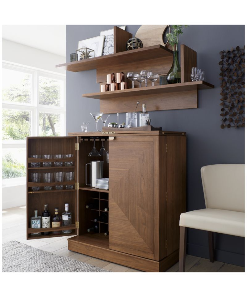 High Quality Maxine Bar Cabinet