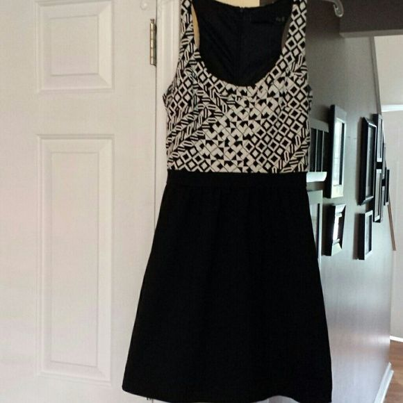 Black And White Cynthia Rowley Dress By Excellent Condition A Line With Pockets Dresses