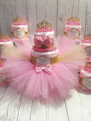 12 Super Cute Diaper Cake Ideas For Baby Showers Baby Shower Parties