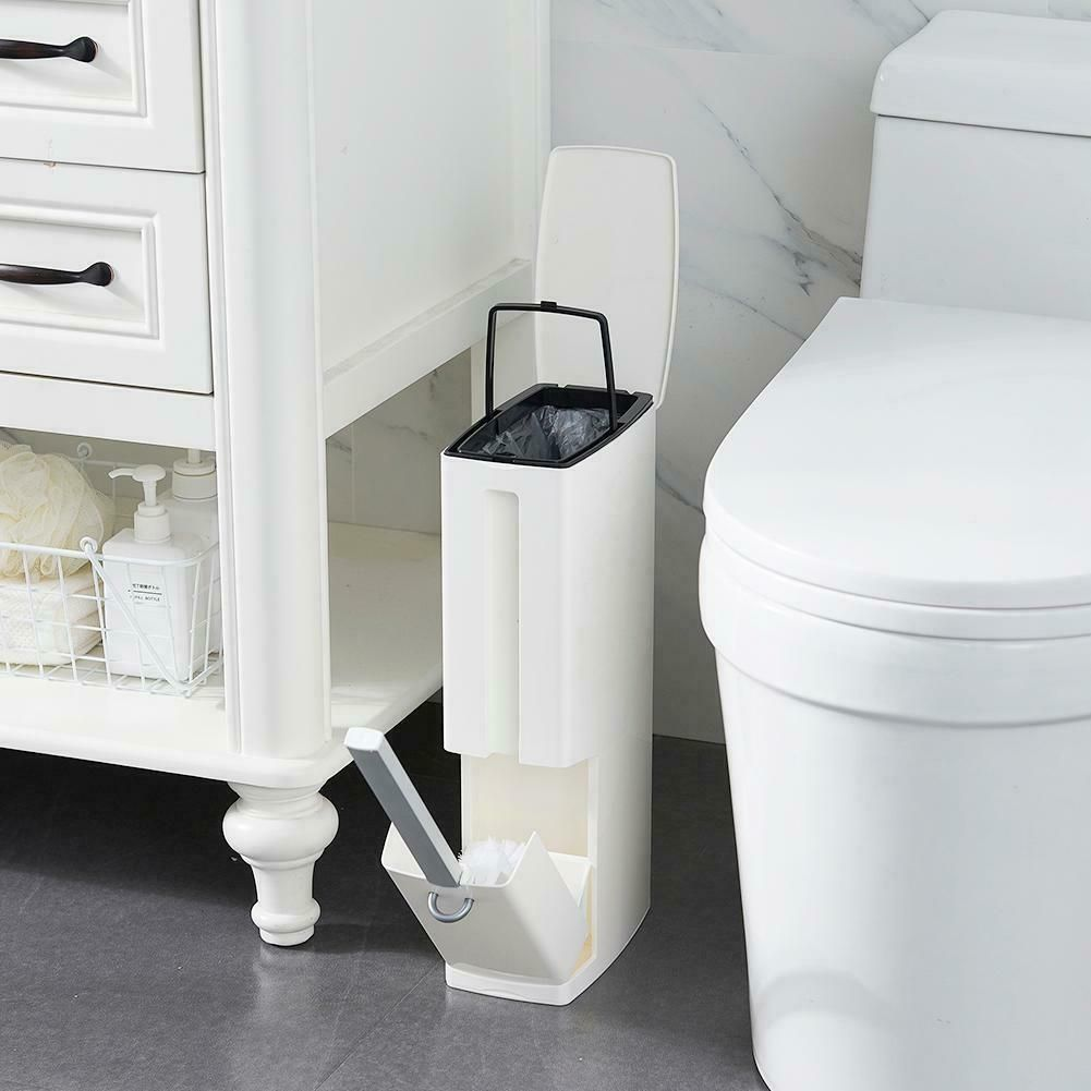 Garbage Can Garbage Can Ideas Garbage Can Garbagecan Plastic Home Bathroom Trash Can With Toilet Bathroom Waste Bins Bathroom Trash Can Bathroom Cleaning