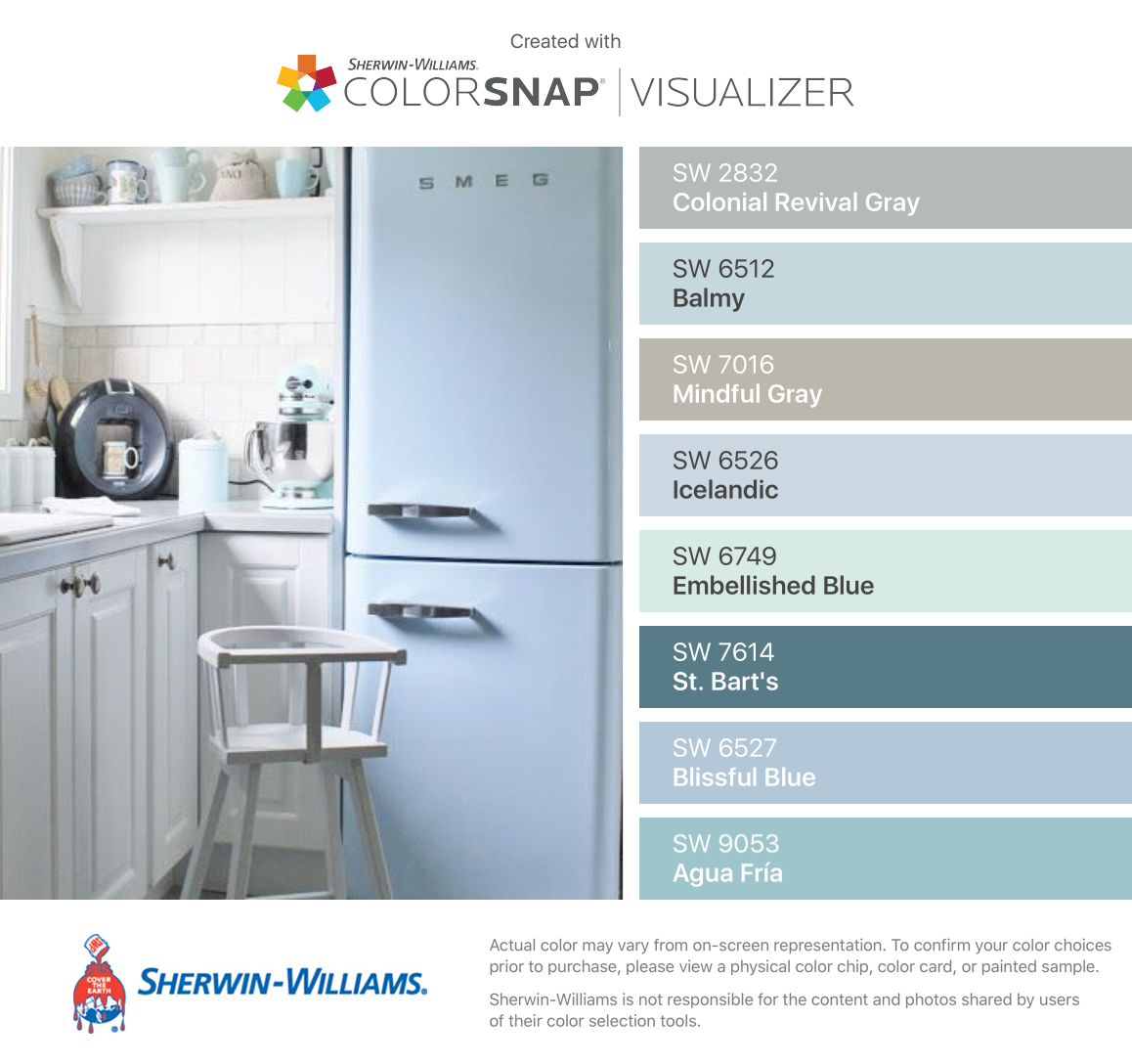I Found These Colors With Colorsnap Visualizer For Iphone By Sherwin Williams Colonial Revival Gray Sw Blue Accent Walls Mindful Gray Sherwin Williams Blue
