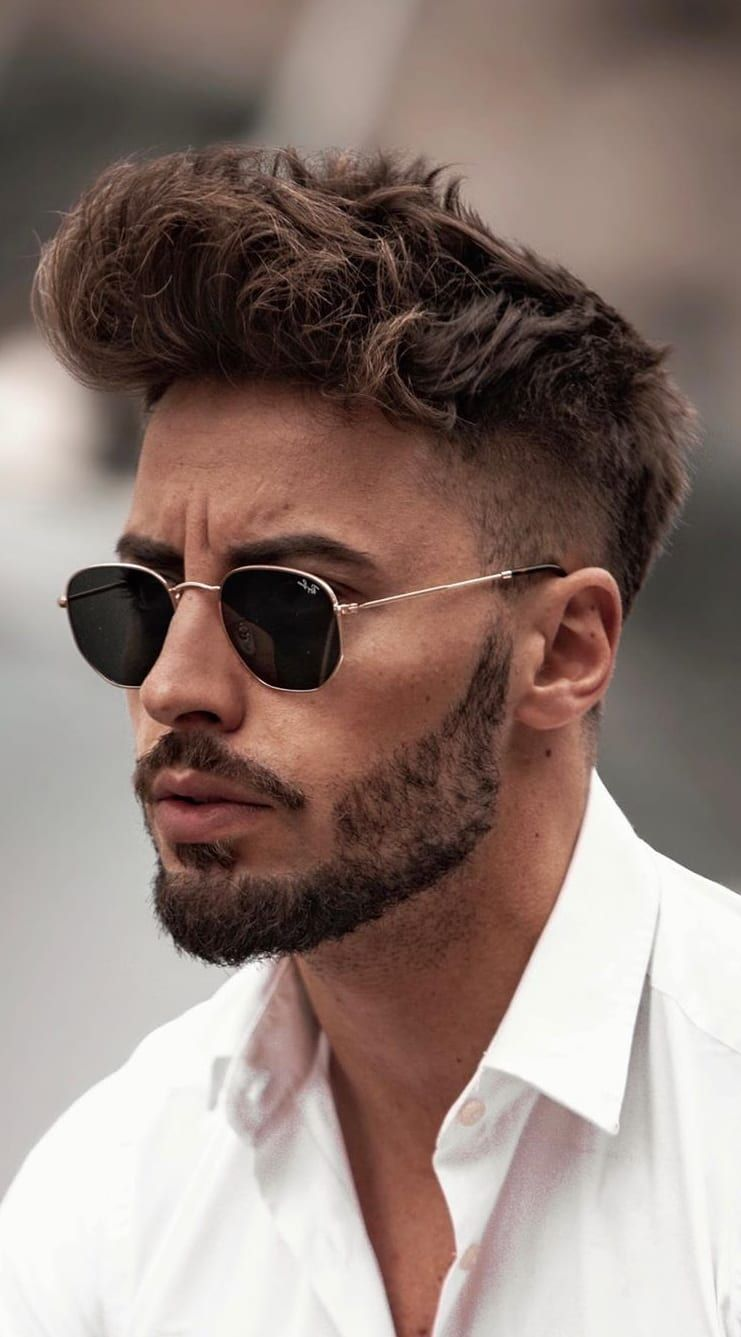How to make up for a patchy beard with the perfect
