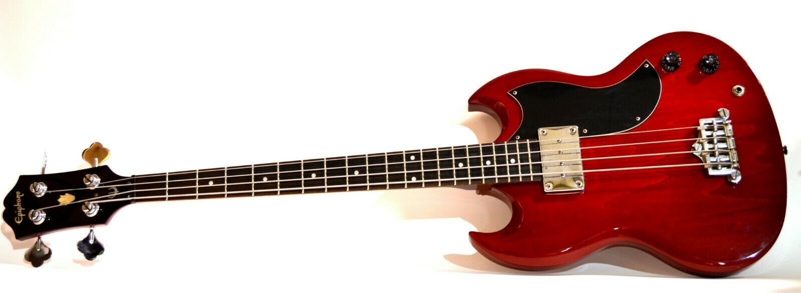 Epiphone Eb 0 Sg Style Electric Bass Guitar Cherry Price 169 99 Guitars For Sale Cheap Ac Acoustic Guitar For Sale Electric Guitar For Sale Guitar