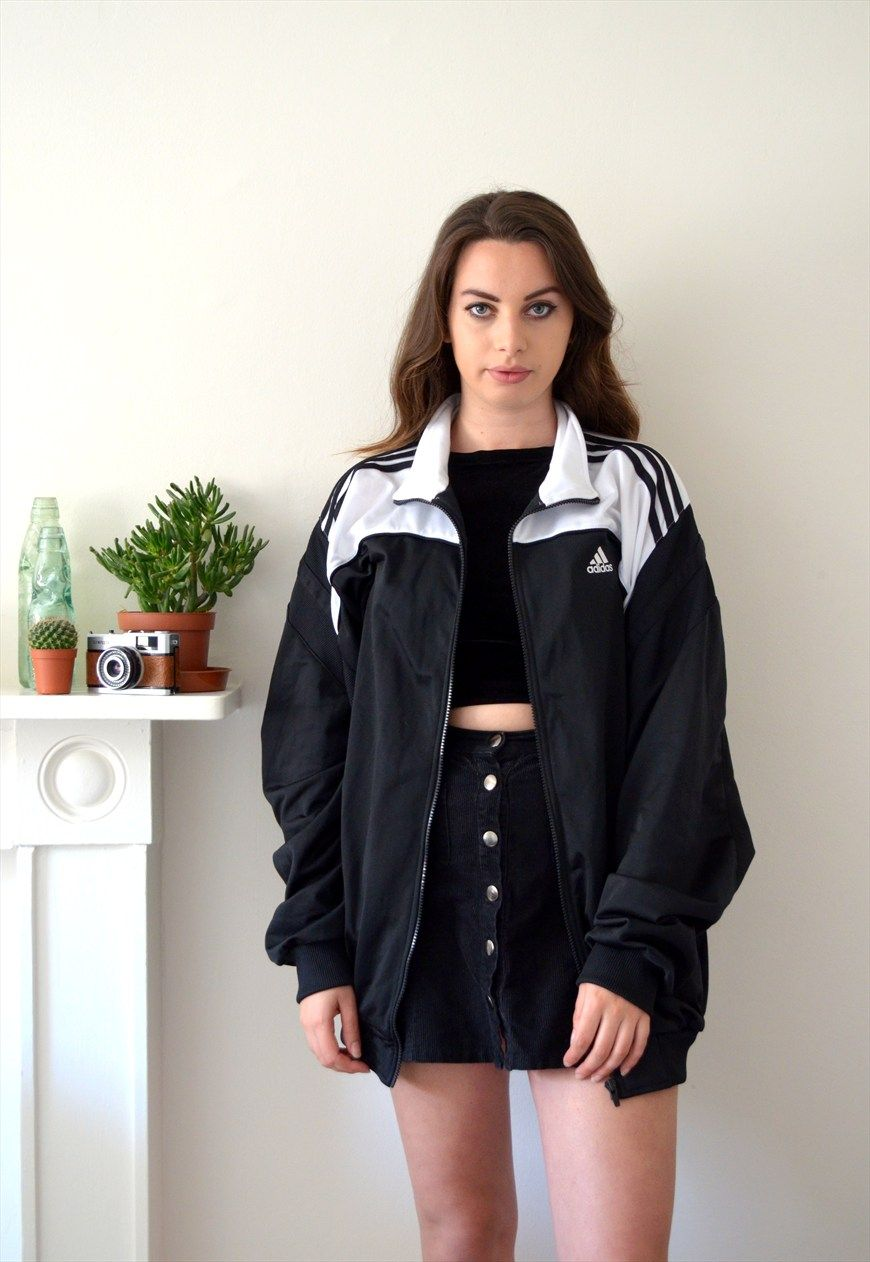 90u0026#39;s Vintage Adidas Track Jacket | Ica Vintage | ASOS Marketplace | New In - April/May ...