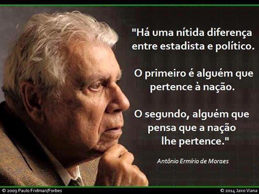 Tag Frases Antonio Ermirio De Moraes Pensador