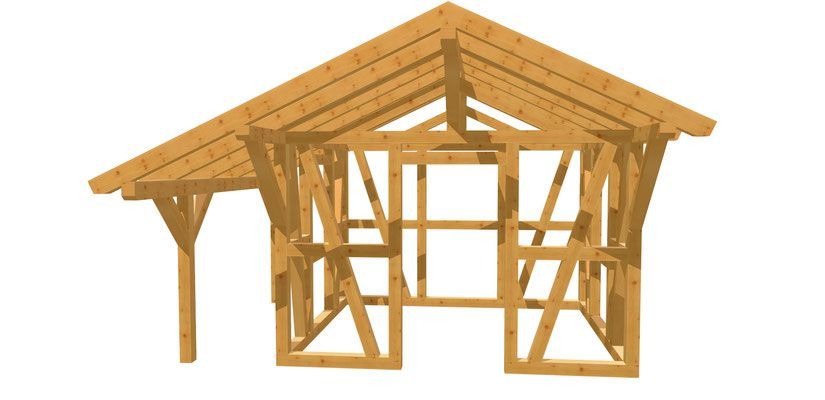 Gartenhaus günstig selber bauen Gartenhaus selber bauen