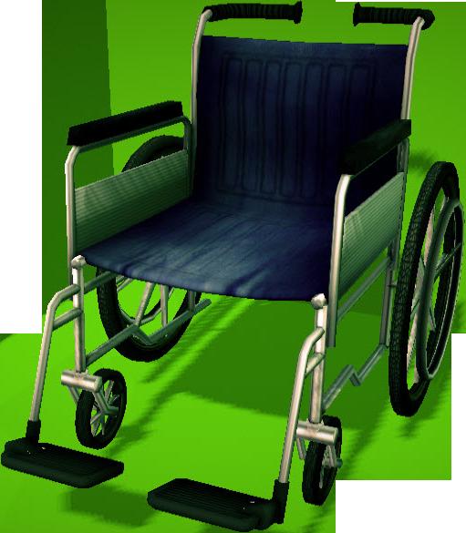 Steel Wheelchair Png Image Steel Wheelchair Steel Bucket