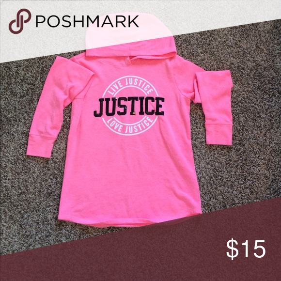 Pink Justice Sweatshirt Feel Free To Make Offer Sweatshirts Justice Shirts Sweatshirts Hoodie