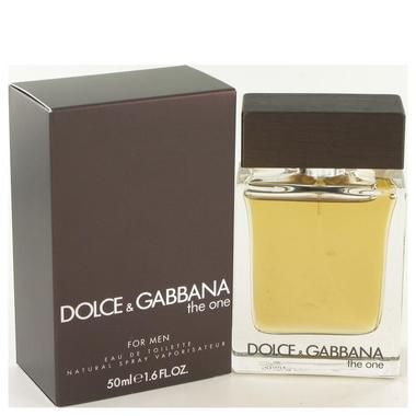 The One by Dolce & Gabbana Eau De Toilette Spray 1.6 oz