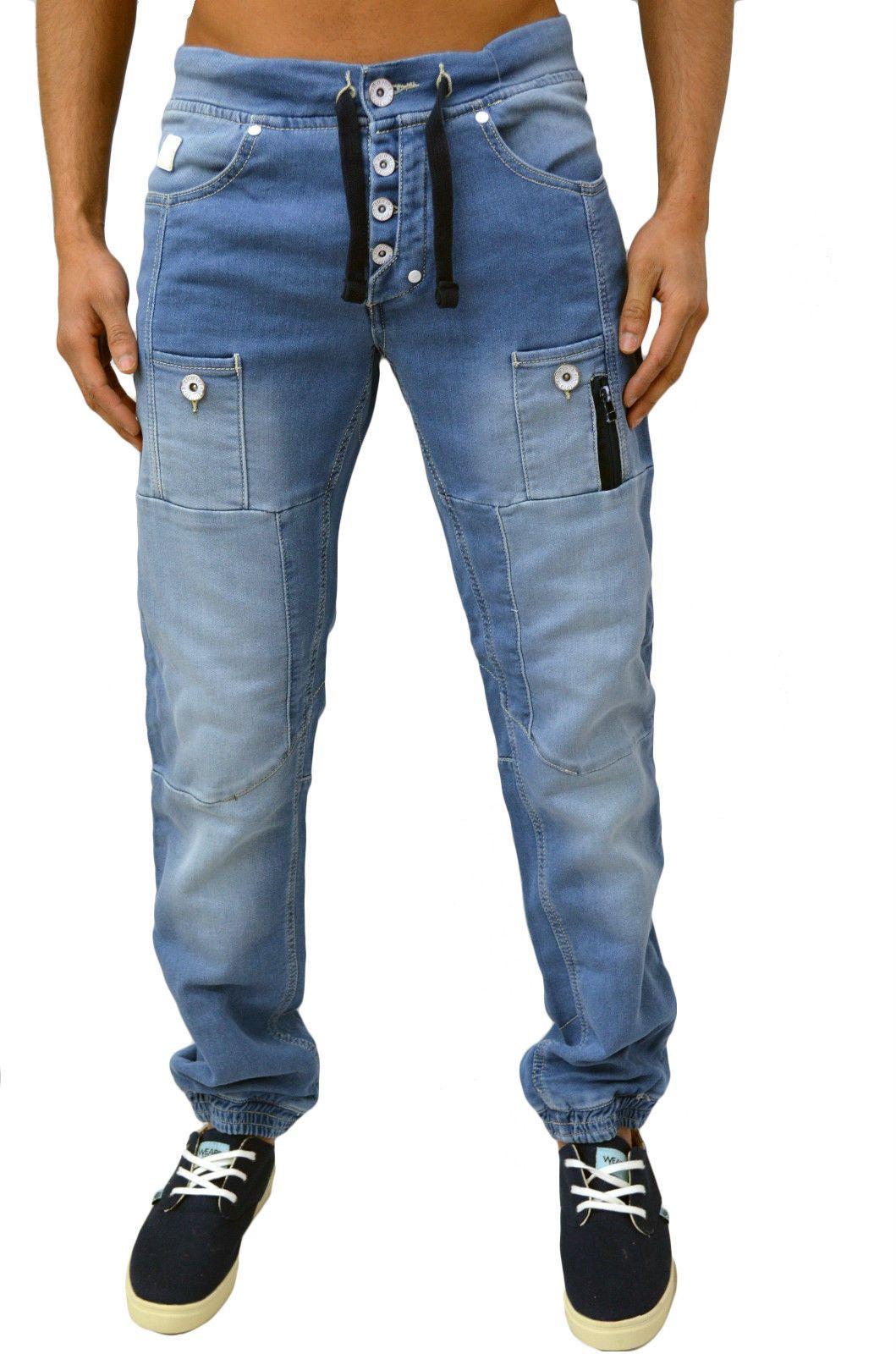 9b452de08a69e Pantalones Vaqueros Hombre Diseñador Zico C puños Chinos Joggers Cargo  Combat