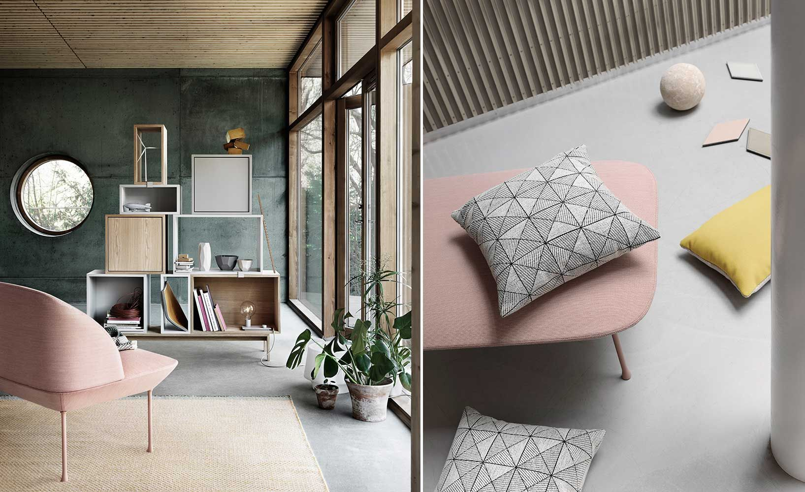 ♥ Trendfarbe meets kurviges #Design ♥ ►