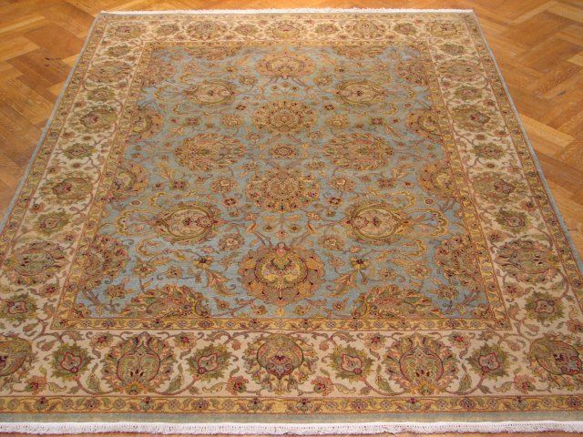 L Blue New Quality A Rug Dense Wool Pile Vege Dye Weave Bestrugplace Traditionalpersianoriental Expensive 1750 With Images Rugs Wool Area Rugs Quality Rugs