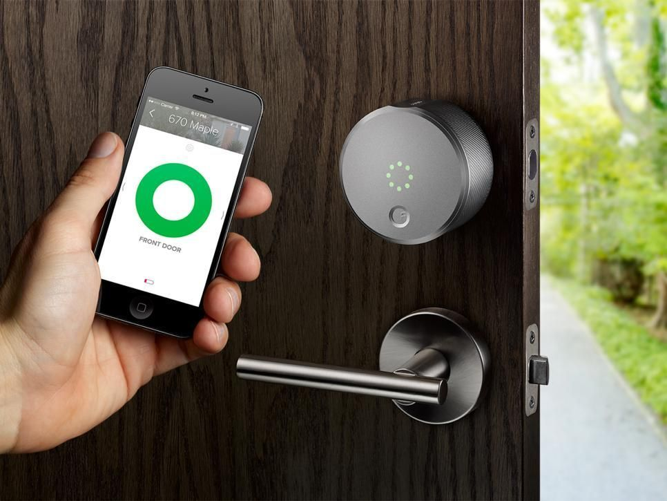 8 diy home security devices security systems and hgtv 8 diy home security devices hgtv shares eight affordable solutioingenieria Choice Image