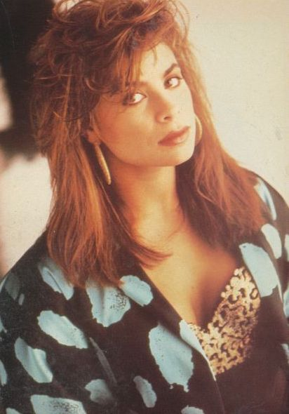 "Old School Paula Abdul... ""do do you love me."""