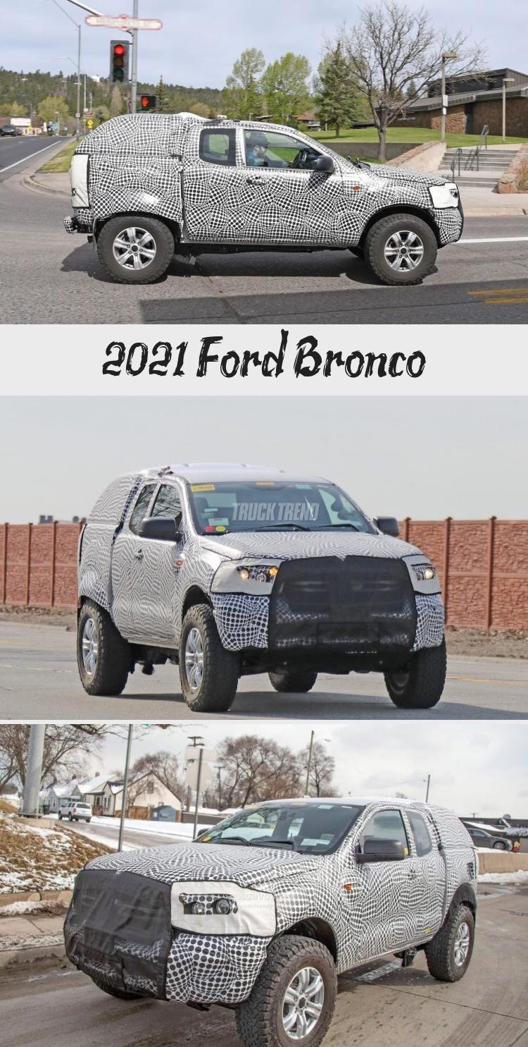 2021 Ford Bronco Ford bronco, Ford ranger single cab