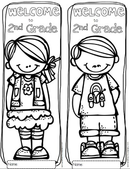 Free Welcome to Any Grade {Pre-K through 6th Grade