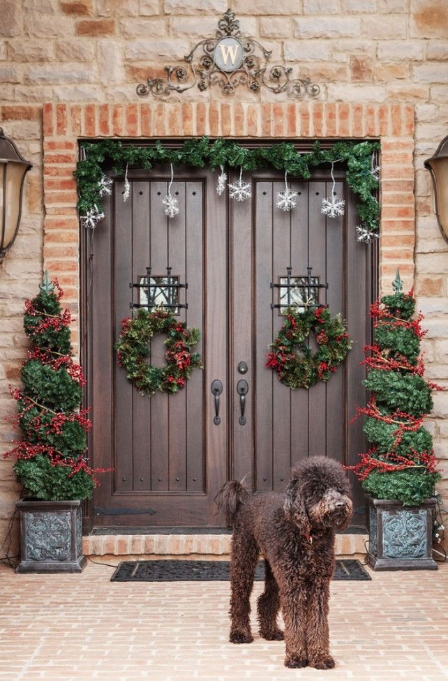 25 Amazing Outdoor Christmas Decorations Decorating