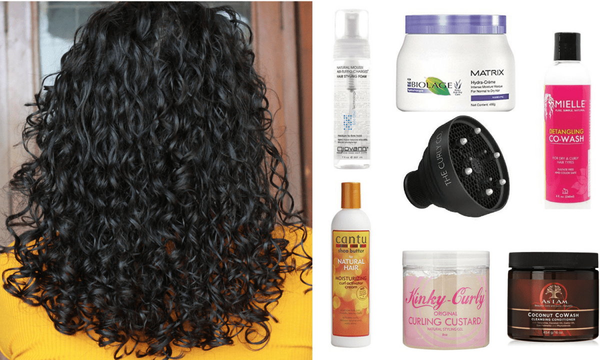 Curly Hair Products in India CG Friendly & Affordable