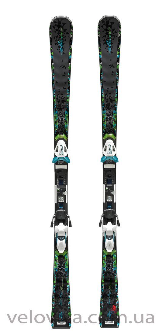 c282322e2648 Горные лыжи Elan Speed Magic Модель  Speed Magic Размер  160 см Радиус  12.1