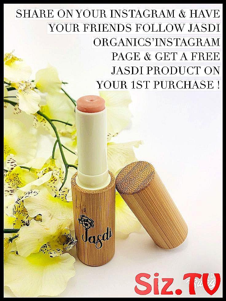Get your FREE Jasdi Product Lip gloss  Lip Balm wh