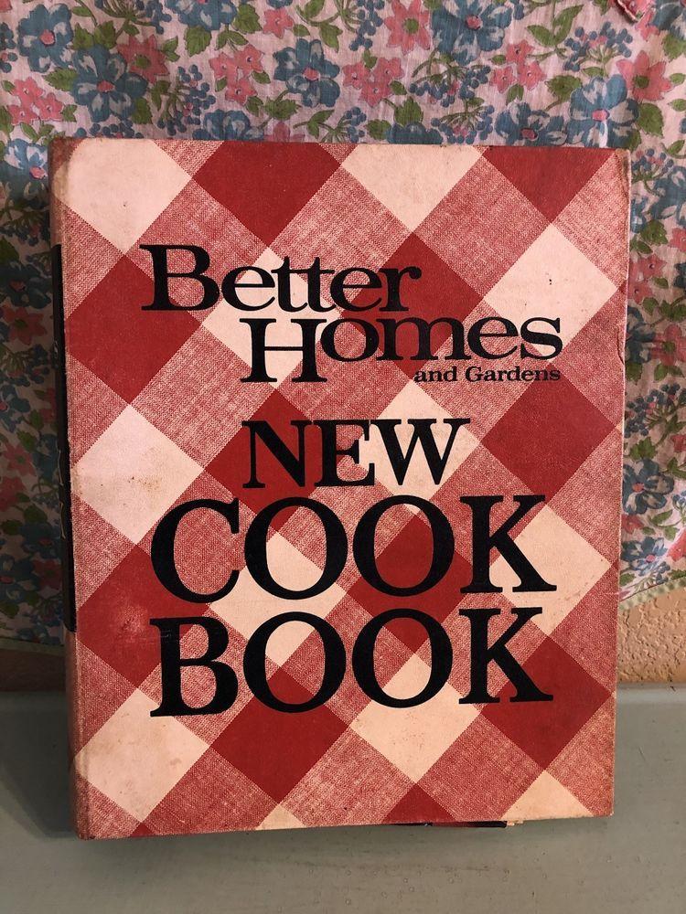 Better Homes And Gardens Cookbooks List