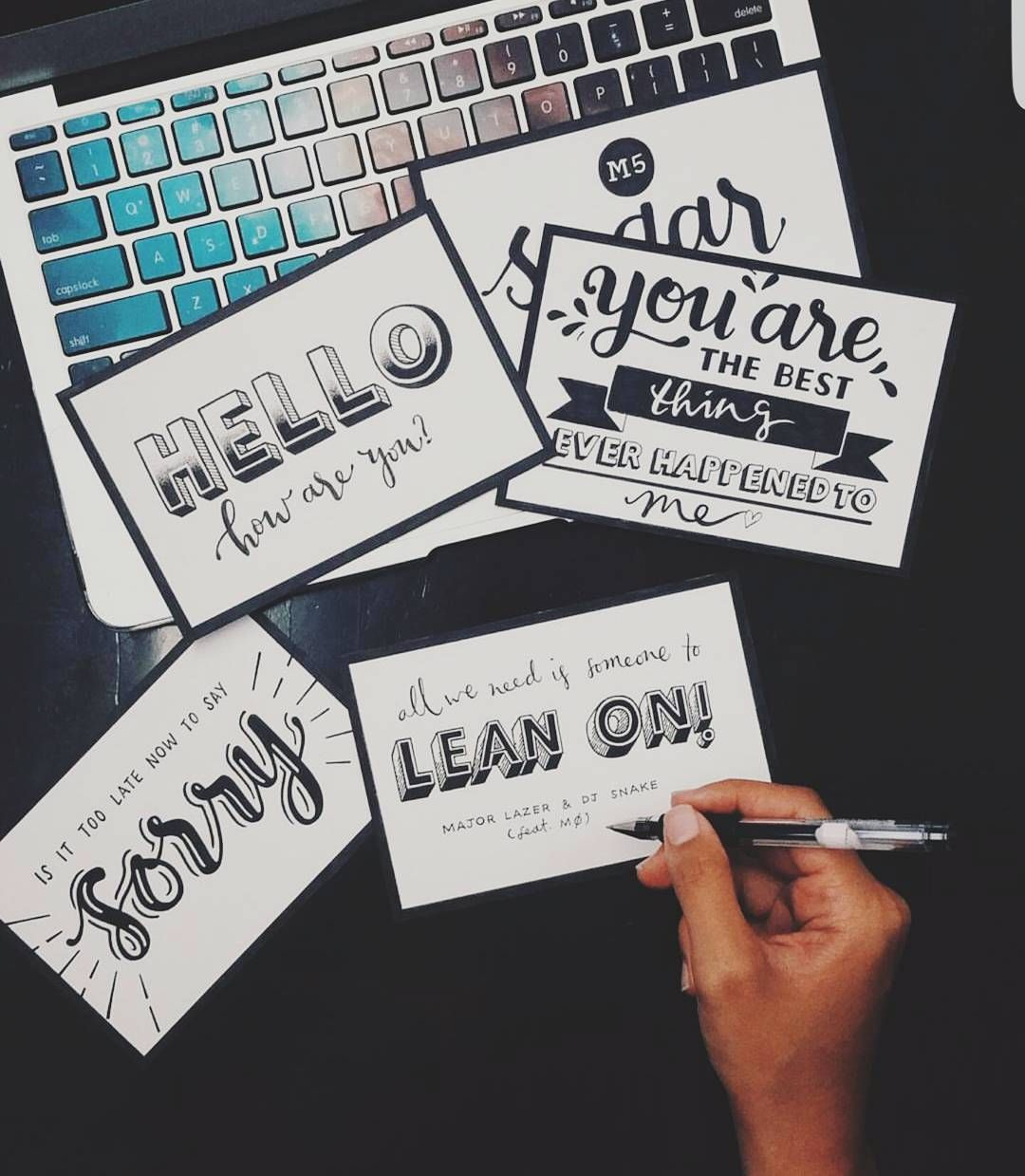 typography lovers ❤