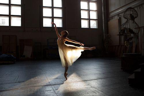 L'école de ballet