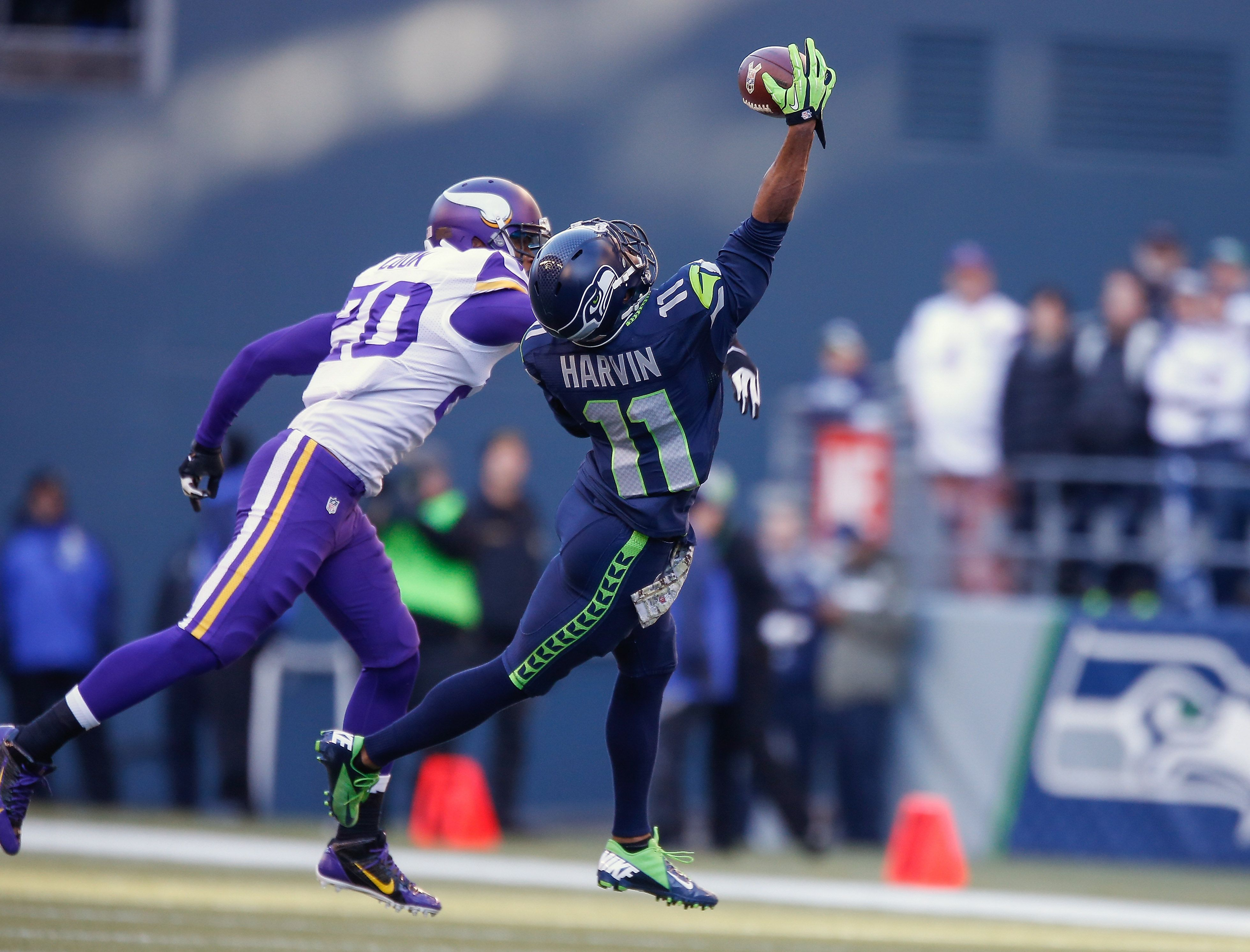 Percy Harvin Is Real And He S Spectacular Seattle Seahawks Seahawks Fantasy Football