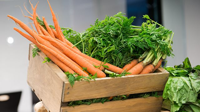 Feds Find Pot Disguised as ... Carrots   96.3 KISS-FM