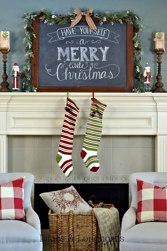 38 Country Ways to Add Christmas Cheer
