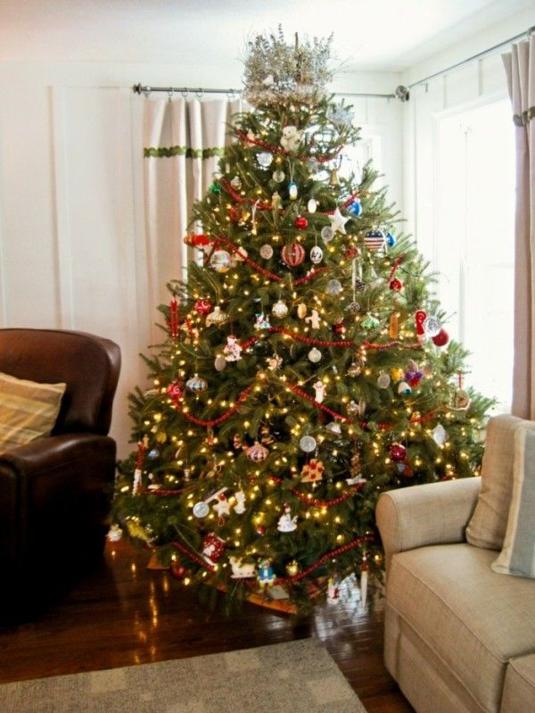 Kreative Ideen Fur Festliche Weihnachtsdeko Zu Hause Kreative
