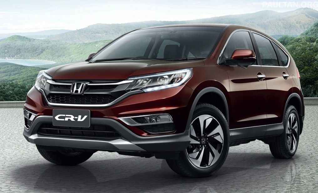 2019 Honda Cr V Hybrid Review 2017 2018 Car Reviews