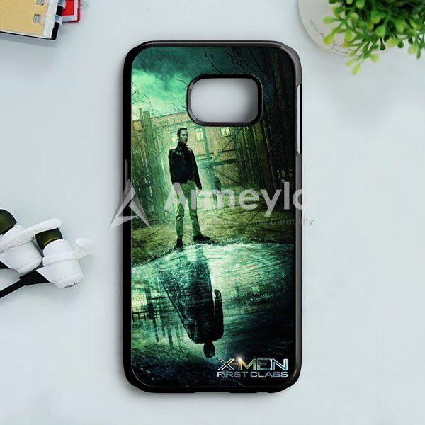 Professor Xavier First Class Samsung Galaxy S7 Edge Case | armeyla.com