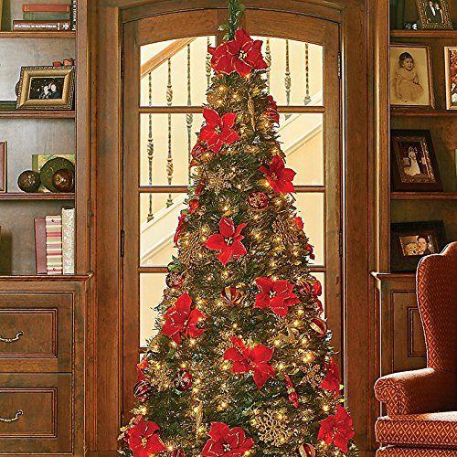 Barcelona Pullup Christmas Tree612′