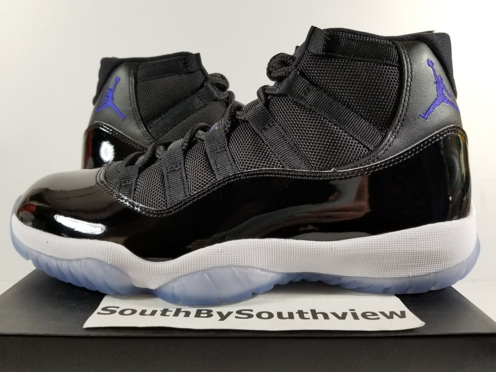 91fe3113010e2c Nike Air Jordan 11 Space Jam 2016 With Receipt XI Retro Black 378037-002 DS   MichaelJordan  AirJordan  Jordans